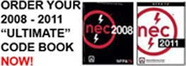 Order Your 2008 - 2011 Ultimate Code Book Now!