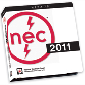 2011 NEC Looseleaf Code Book