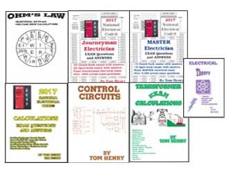 Electrical book combos master exam book combos these books help electricians prepare for the masters electrical licensing exam designed to advance the journeyman to the master fandeluxe Choice Image