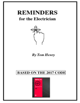 2017 Reminders for the Electrician