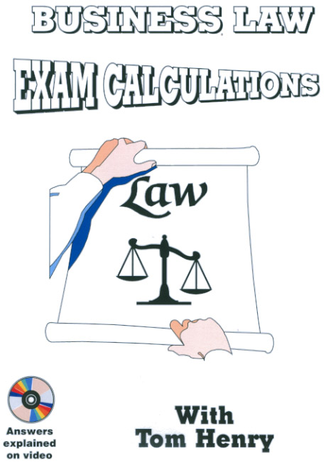 Business Law Exam Video
