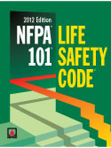 Life Safety Code, NFPA #101
