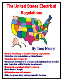 Electrical Regulations Book